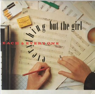 "Everything But The Girl ‎- Each & Every One (7"") (VG-/VG)"